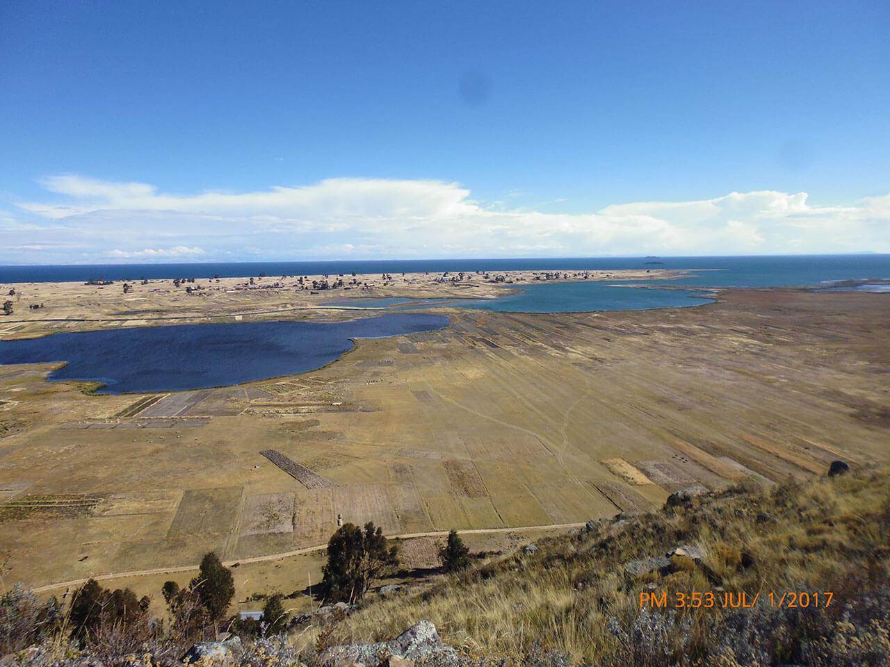 Proyecto arqueológico de redes de interacción altiplano y valles interandinos